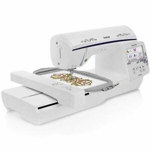 """Brother Innov-ís NQ1600E Embroidery Machine w/ 6"""" x 10"""" Embroidery Field"""