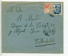 Spain c1940 commercial cover (S664)
