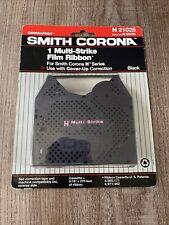 Smith Corona Multi Strike Film Ribbon Cassette H 21025 H 63438 1