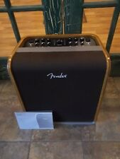 Fender Acoustic SFX 2 Channel Acoustic Guitar Stereo Amplifier w/Custom Cover