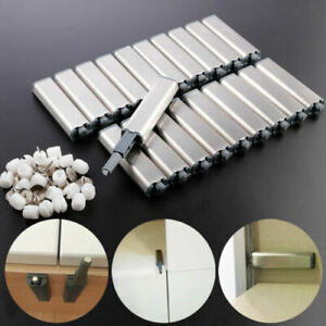 20x Push To Open System Damper Buffer Door Cabinets Drawer Hinges Heavier Catch