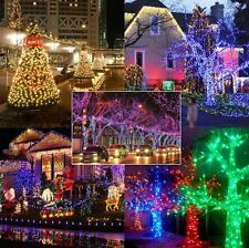 100 200 LED 32 50 ft Christmas Wedding Xmas Party Decor Fairy String Light Lamp