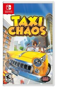 TAXI CHAOS SWITCH USA NEW