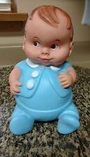 "Rare! Vintage 1967 Boy Uneeda Plumpees Doll Company. 8.25 "" High. Good Condition"