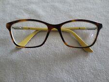 Ralph Lauren brown tortoiseshell glasses frames. RA 7044 1142.