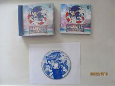 Sonic Adventure (Sega Dreamcast, 1999) - version européenne