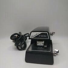 Swingline Commercial Heavy Duty Electric Stapler Model No 67 Tested