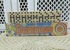 House of Marbles Dominoes Puzzle Tiles Play Pieces Game Set House of Marbles NIB