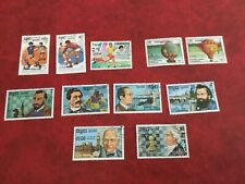 Cambodia , lot of stamps (1) , used