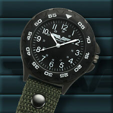 Deporte Clip on Mens Watch (MSRP $165.00) **2 COLORS TO CHOOSE FROM