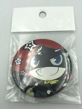 Persona 5 Morgana can badge pinback pin Sega Atlus Zorro cat