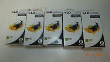 LD-PG1225BK Black Ink Cartridges (set of 5)