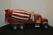 BRUDER CEMENT TRUCK  LARGE GERMAN MADE