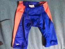 Speedo Fastskin FS II FSII Jammer 30 jammers swimsuit racing swimming male mens