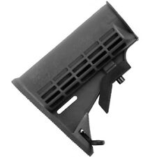 RAP4 Flexi Air Stock M-16 Schulterstütze (50mm Durchm.) BLK