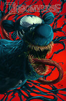 Do You Pooh Tiggomverse VENOM Homage 1-for-25 VARIANT Marat Mychaels  Comic Book