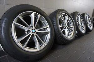 Winterräder Winterreifen 225/55 R17 BMW 5er G30 G31 7,5mm RDKS Original
