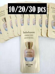 Sulwhasoo Perfecting Foundation Glow SPF17/PA+ No.23N Sand 1ml (10/20/30 pcs)