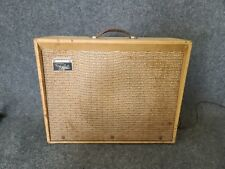 Fender Regal R-1160 guitar Vacuum Tube Amp W/ original Jensen speaker