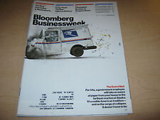 Bloomberg Businessweek Magazine - The End of Mail May 30 - June 5, 2011