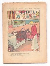 EN PATUFET  nº 1668 marzo 1936. Revista infantil catalanista. Barcelona