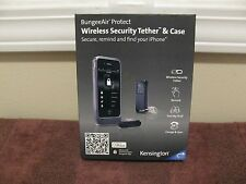 "Kensington BungeeAir Protect Wireless Security Tether & Case for iPhone 4 ""NEW"""