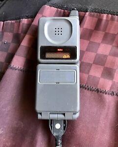 Vintage Working Motorola Flip Phone With Car Charger