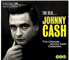 JOHNNY CASH *88 Greatest Hits* Import 3-CD BOX SET *Original Songs *NEW & SEALED
