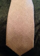 $250 NWT Tom Ford   CASHMERE/SILK/COTTON Neck Tie Made in Italy