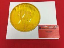 Glas für Scheinwerfer gelb Original HELLA NOS für Vespa, Goggo BMW Isetta (-057)