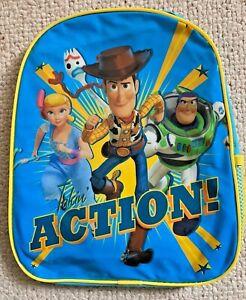 DISNEY TOY STORY JUNIOR BACKPACK CHILDS KIDS RUCKSACK SCHOOL OFFICIAL BAG