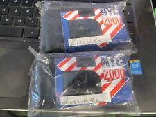 2x New York City 2000 NYC Rudy Giuliana US Senate Race Konica Camera Lot