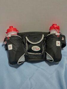 "Fuel belt ""Excursion"" Angled Double Bottle Carrier, Size M 30-32"" Adjustable"