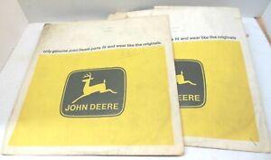 JOHN DEERE COMBINE COTTON STRIP DRIVE WHEEL  CLUTCH HOUSING MOUNT GASKET H64042