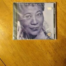 """Ella Fitzgerald """"First Lady of Song"""" CD New Sealed"""