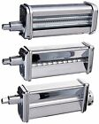 NEW Kitchenaid Part KPRA Pasta Roller and cutter for Spaghetti and Fettuccine