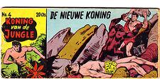 Koning van de Jungle Nr. 4 Piccolo Niederlande/Belgien Walter Lehning 1955 Z2-3