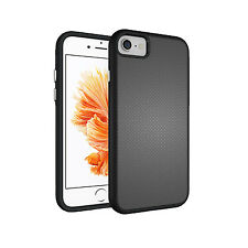 For iPhone 6S 7 Plus Rugged Protective Case Shockproof Hybrid Rubber Hard Cover
