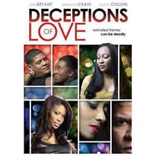 Deceptions Of Love (DVD) VERY GOOD DISC + COVER ARTWORK - NO CASE
