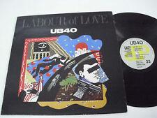 UB40 Labour of Love - 1983 UK LP  EX/NM