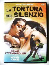 Dvd El Tortura de silencio con Richard Attenborough 1960 Nuevo