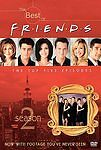 The Best of Friends: Season 2 - The Top 5 Episodes, New DVD, Maggie Wheeler,Chri