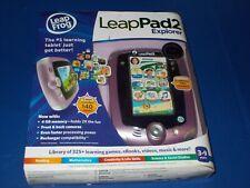 Leap Frog Leapfrog LeapPad2 Explorer Disney Pink Kids Toy Tablet New Sealed