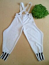Oompa Loompa Fancy Dress Costume and Wig