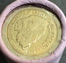 2 EUROS PORTUGAL 2019- VI CENTENARIO DESCUBRIMIENTO ISLA DE MADEIRA SIN CIRCULAR