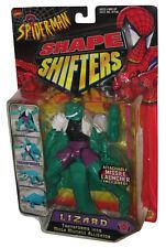 Marvel Spider-Man Shape Shifters Lizard (1998) Toy Biz Figure - (Transforms Int
