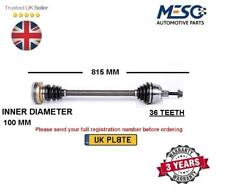DRIVE SHAFT AXLE FITS FOR SEAT LEON 1.4 TSI 2012 ONWARD RIGHT HAND SIDE