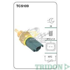 SOHC 16V Petrol TU5JP4 TRIDON WATER TEMP FOR Citroen C3 08//03-08//10 1.6L