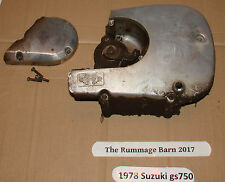SPROCKET COVER with Bolts ------------ 1978 SUZUKI GS750 gs 750