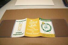 1976-77 Boston Celtic Basketball Schedule Tuborg Gold Beer